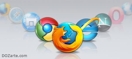 web browser e css differenti