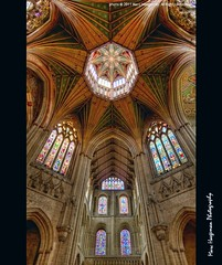 The Octagon - Ely Cathedral (Marc Haegeman Photography) Tags: england towers cathedrals ely hdr octagon 1066 normans gothicarchitecture