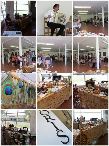The August 2011 Monthly Craft Market