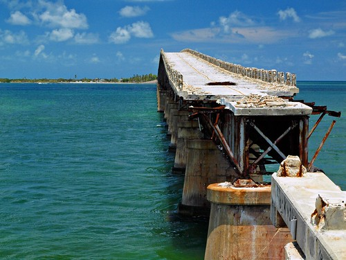 (Old) Overseas Highway Bridge