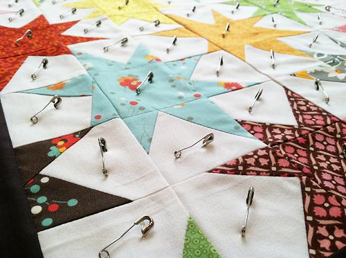 Mini Quilt Preview