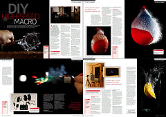 High Speed Photography - Digital Photography Magazine (Luke Peterson Photography) Tags: macro glass canon diy balloon electronics rig 7d wineglass highspeed partypopper breakage glasssmash