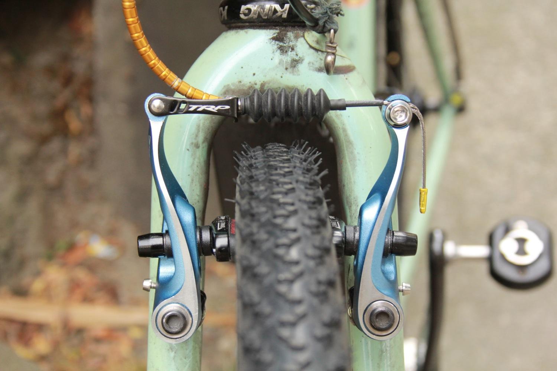 Trp Cx8 4 Cyclocross Linear Pull Brakes Bike Hugger