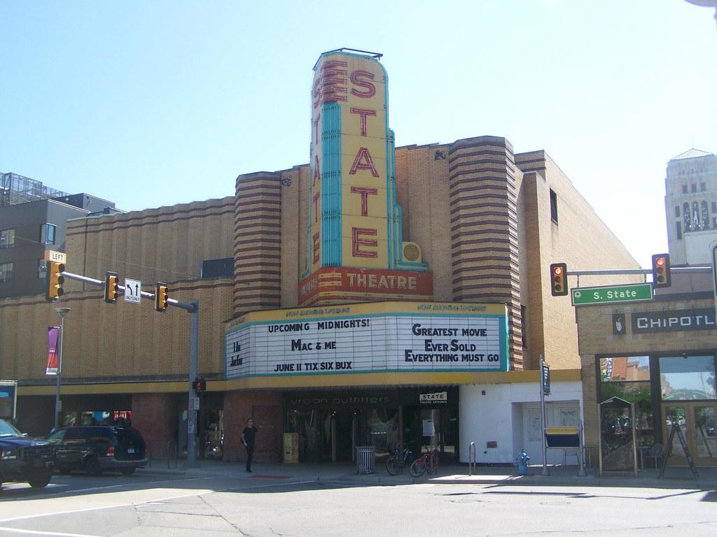 State Theater- Ann Arbor MI