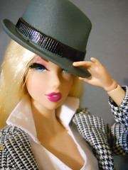 OlBlueEyes (Etheria Dolls and Thimble House) Tags: doll ooak barbie jett 16 sinatra ooakdoll dollartist playscale vanessaford etheriadolls dynamitergirls