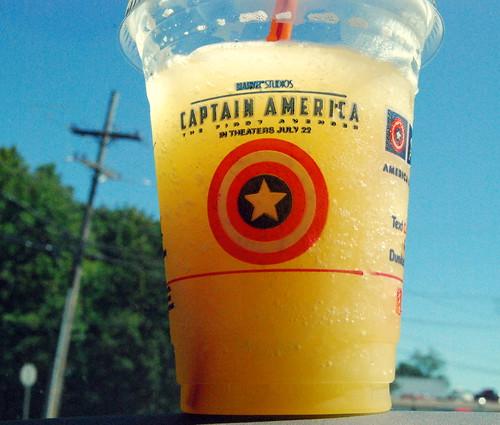 Orange Coolatta - New Favorite Drink