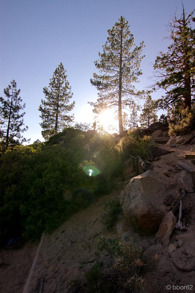Tahoe hiking