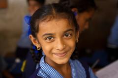 (Kyle Hornsby) Tags: school portrait india smile kids children village child indian muslim delete hindu untouchable kutch bhuj