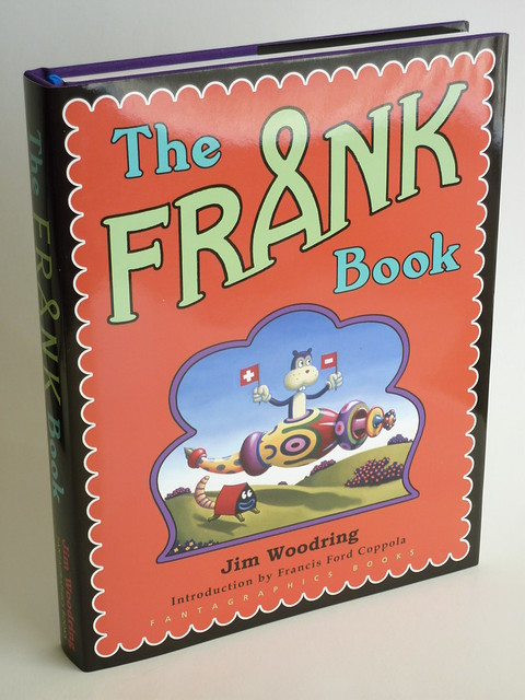 The Frank Book - cover