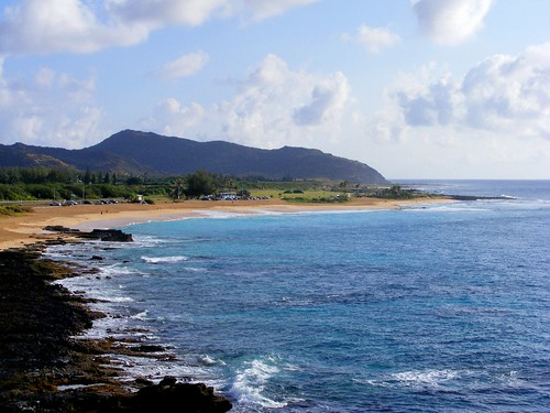 Picture From Oahu's Windward Coast