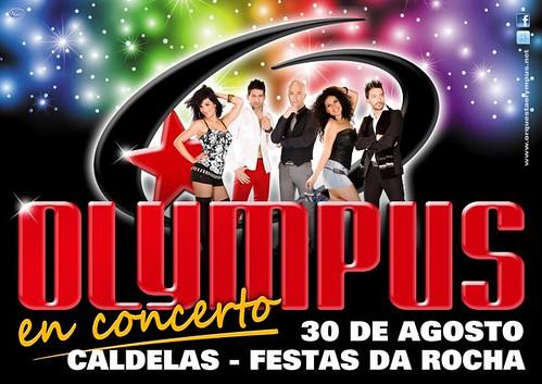 Orquesta Olympus 2011 - Festa de fans Caldelas de Tui