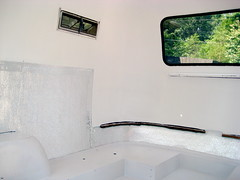 bright and shiny (SuperBoler) Tags: vintage trailer boler