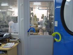 Usine - Agro (Ulna system) Tags: les de porte mains sans contamination poigne hygine