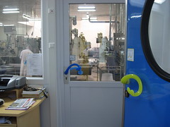 Usine - Agro (Ulna system) Tags: les de porte mains sans contamination poignée hygiène