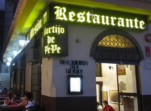 ove mangiare a Malaga
