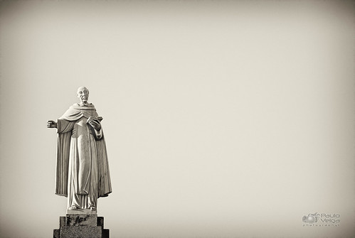 Holy Statue by Paulo Veiga Photography on/off vacation