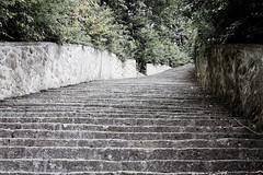Escalera de la muerte en el campo de concentracin de Mauthausen (Ramn Cutanda) Tags: camp death austria concentration konzentrationslager stair steps escalera muerte campo concentracin mauthausen peldaos