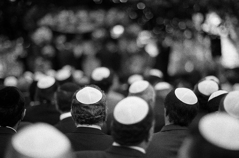 Kippahs and Bokeh