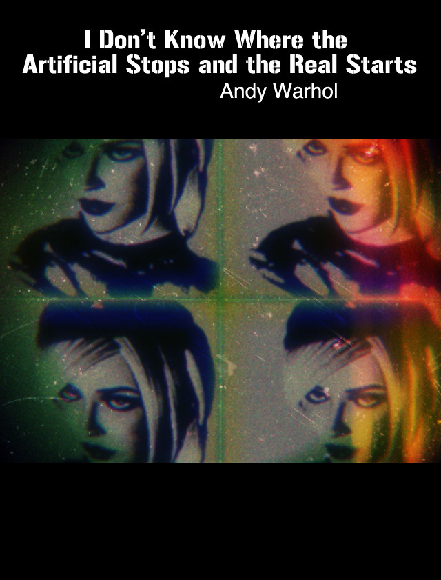 Botgirl, Che and Andy Warhol