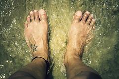 Nueva historia (DaniBalsera) Tags: sea luz sol water valencia stars foot mar agua dani pies estrellas gandia pezuña danibalsera