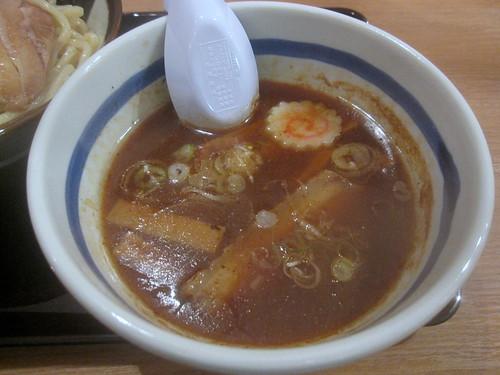 スープ@山岸一雄製麺所(池袋)