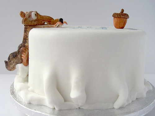 Ice age...Scratt cake