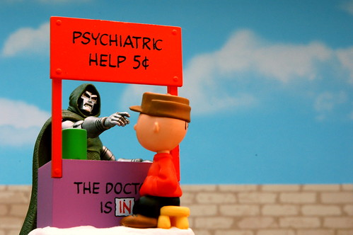 Diagnosis: Doomed! by JD Hancock, on Flickr