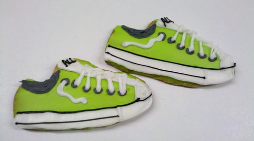 Shoe Cookie Sneaker