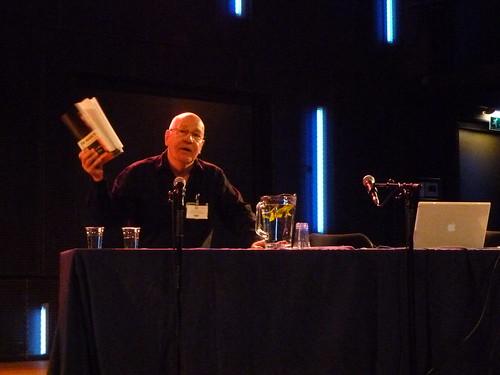 Bruce Johnson's keynote