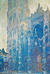 Claude Monet - Rouen Cathedral, Main Door in the Morning Effect, 1894 at Muse d'Orsay Paris France (mbell1975) Tags: door morning paris france art museum painting europe gallery museu cathedral main fine arts eu muse musee m rouen monet impressionism claude museo effect orsay impression impressionist muzeum dorsay 1894 mze museumuseum