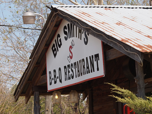 Big Smith's BBQ – Sulphur Springs, Texas