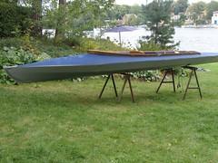 Faltboot Pouch RZ 85 (2er-Kajak)