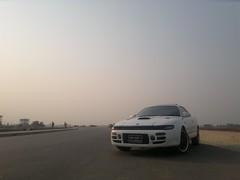 Celica ST182 GT-R (The Devil's Scorpio) Tags: cars sports toyota dhaka bangladesh gt4 celica 3sgte st185 worldcars st182