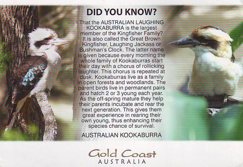 Pastkarte no Austrālijas