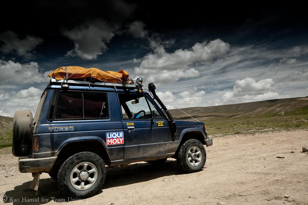 Team Unimog Punga 2011: Solitude at Altitude - 6115390519 48fb671f59 b