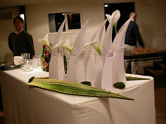 Origami création - Didier Boursin - Soirée ArjoWiggins