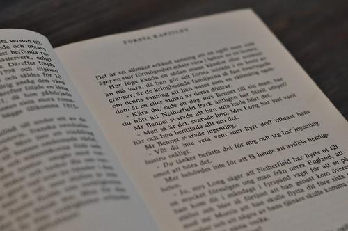Inledningen till Stolthet och fördom av Jane Austen