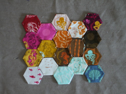 Some cute hexies