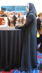 Death Eater walks into a bar... (Stormraven24) Tags: startrek fiction comics costume cosplay avatar event doctorwho narnia convention scifi comicbooks mummy hellboy con dragoncon fictional dragoncon2011