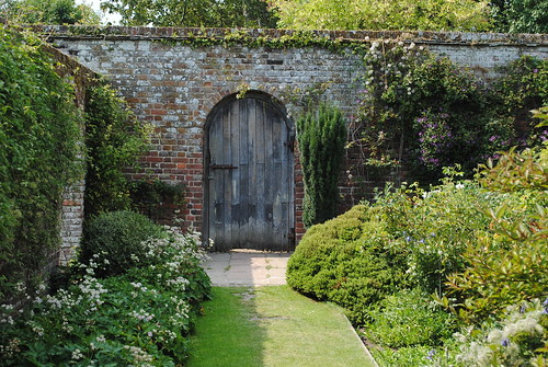 Walled Garden at Goodnestone Park
