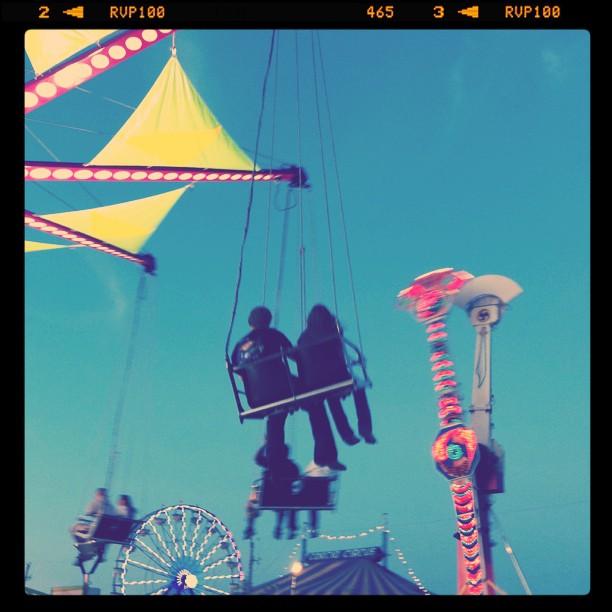 Vertigo- gave me a headache :(