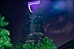 #36 Kingdom Tower of Saudi Arabia (Abdulla Attamimi Photos [@AbdullaAmm]) Tags: city building tower photography photo nikon downtown photos kingdom photographic arabia 2008 2010   abdulla abdullah amm  kingdomtower  d90       kingdomofsaudiarabia tamimi      attamimi desamm abdullahamm abdullaamm altamimialtamimi    abdullaammnet abdullaammcom ksa