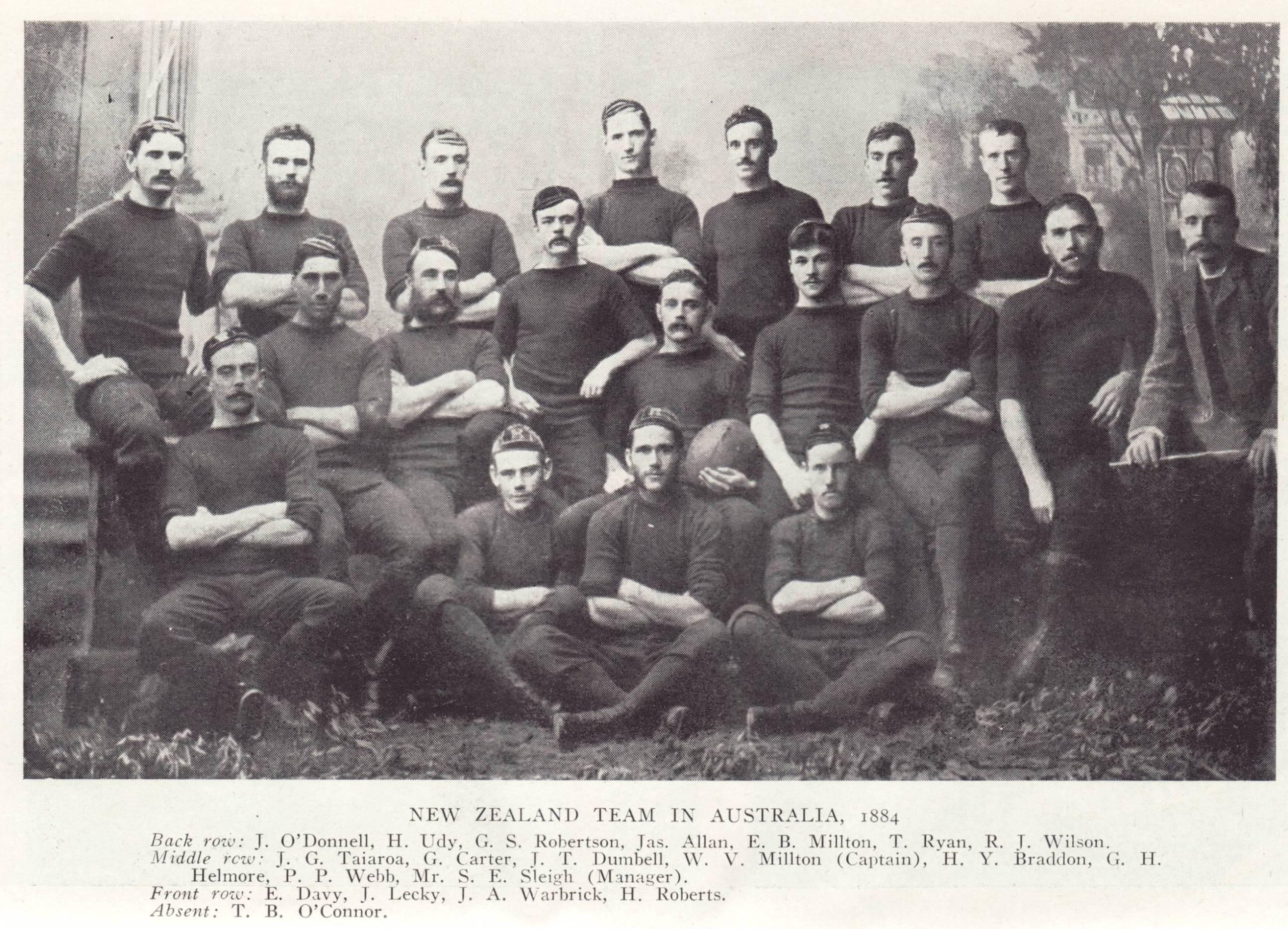 1884 in Wales