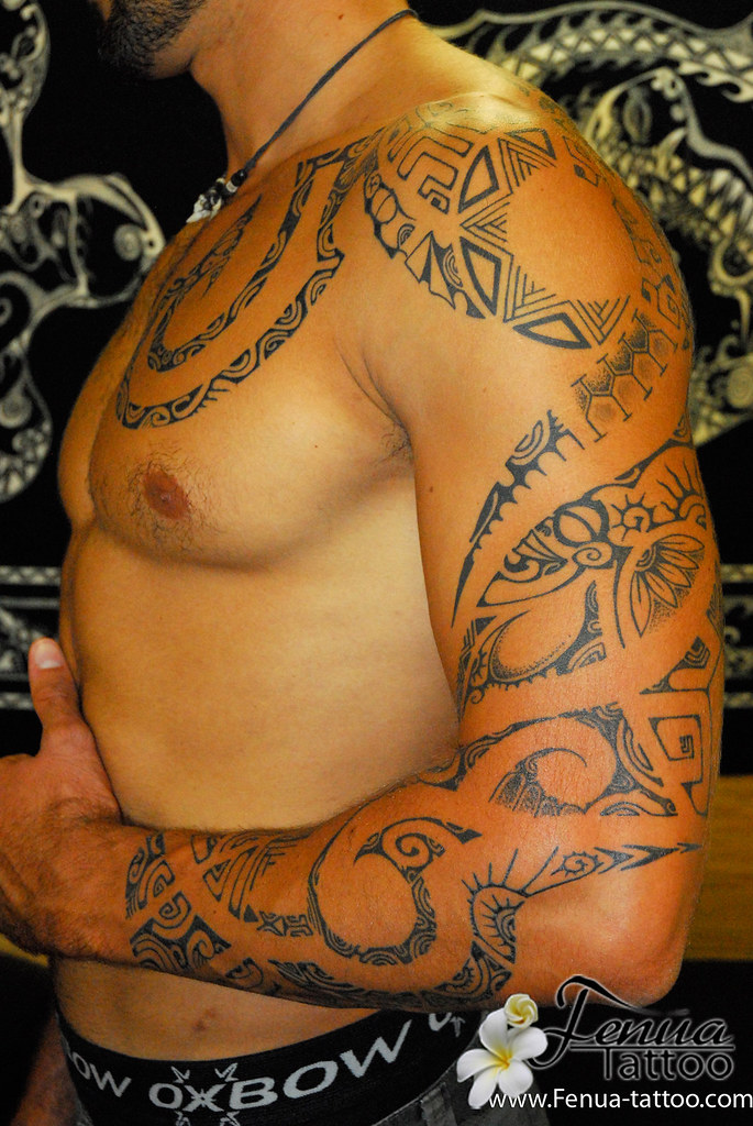 The World S Best Photos Of Polynesien And Tatouage Flickr Hive Mind