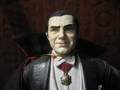 Bela Lugosi As Count Dracula 9275 (Brechtbug) Tags: from new york city fiction shadow dusty film halloween monster night comics movie toy toys book newspaper scary comic silent action vampire nosferatu bram evil dracula crime figure mysterious horror terror undead monsters pulp universal fangs creature transylvania villain bela figures vampires stoker fang sideshow vampyre serial count fright lurking supernatural lugosi