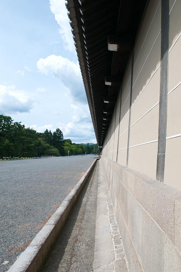 塀|京都御所