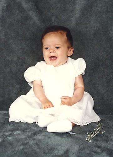 Kelli as a baby-27