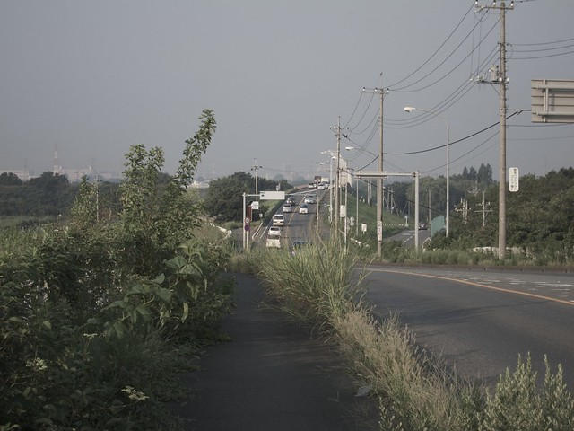 秋ヶ瀬橋85mm