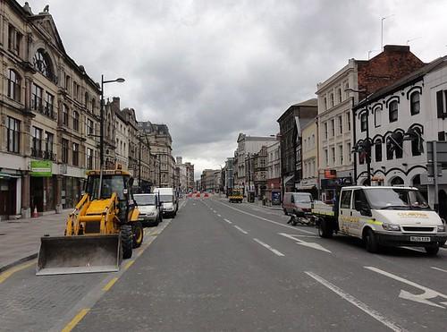 St Mary's Street Cardiff