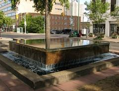'Shoal Lake Anniversary' Fountain